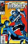 Night Thrasher #2 comic books - cover scans photos Night Thrasher #2 comic books - covers, picture gallery