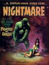 Nightmare #10 Comic Books - Covers, Scans, Photos  in Nightmare Comic Books - Covers, Scans, Gallery
