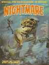 Nightmare #5 Comic Books - Covers, Scans, Photos  in Nightmare Comic Books - Covers, Scans, Gallery