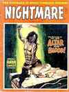 Nightmare #7 Comic Books - Covers, Scans, Photos  in Nightmare Comic Books - Covers, Scans, Gallery