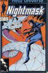 Nightmask #10 comic books - cover scans photos Nightmask #10 comic books - covers, picture gallery