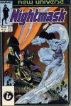 Nightmask #11 comic books - cover scans photos Nightmask #11 comic books - covers, picture gallery