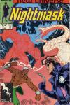 Nightmask #12 comic books - cover scans photos Nightmask #12 comic books - covers, picture gallery