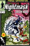 Nightmask #3 comic books - cover scans photos Nightmask #3 comic books - covers, picture gallery