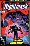 Nightmask #6 comic books - cover scans photos Nightmask #6 comic books - covers, picture gallery