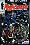 Nightmask #7 comic books - cover scans photos Nightmask #7 comic books - covers, picture gallery