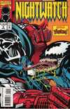 Nightwatch #5 Comic Books - Covers, Scans, Photos  in Nightwatch Comic Books - Covers, Scans, Gallery