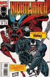 Nightwatch #6 comic books - cover scans photos Nightwatch #6 comic books - covers, picture gallery