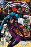 Nightwing #52 Comic Books - Covers, Scans, Photos  in Nightwing Comic Books - Covers, Scans, Gallery