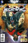 Nightwing #11 Comic Books - Covers, Scans, Photos  in Nightwing Comic Books - Covers, Scans, Gallery