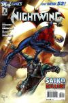Nightwing #2 Comic Books - Covers, Scans, Photos  in Nightwing Comic Books - Covers, Scans, Gallery