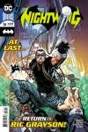 Nightwing #56 comic books for sale