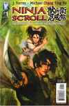Ninja Scroll comic books