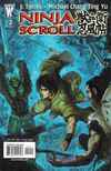 Ninja Scroll #2 comic books - cover scans photos Ninja Scroll #2 comic books - covers, picture gallery