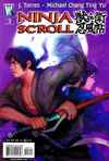 Ninja Scroll #3 comic books - cover scans photos Ninja Scroll #3 comic books - covers, picture gallery