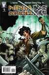 Ninja Scroll #5 comic books - cover scans photos Ninja Scroll #5 comic books - covers, picture gallery
