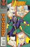 Ninjak #19 cheap bargain discounted comic books Ninjak #19 comic books
