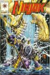 Ninjak #2 comic books - cover scans photos Ninjak #2 comic books - covers, picture gallery