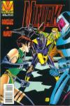 Ninjak #20 comic books - cover scans photos Ninjak #20 comic books - covers, picture gallery
