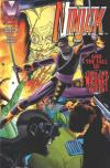 Ninjak #21 Comic Books - Covers, Scans, Photos  in Ninjak Comic Books - Covers, Scans, Gallery