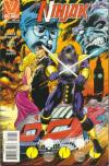 Ninjak #22 comic books - cover scans photos Ninjak #22 comic books - covers, picture gallery