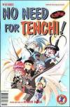 No Need for Tenchi: Part 11 comic books