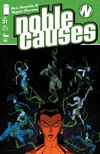 Noble Causes #31 Comic Books - Covers, Scans, Photos  in Noble Causes Comic Books - Covers, Scans, Gallery