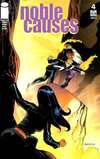 Noble Causes #4 comic books - cover scans photos Noble Causes #4 comic books - covers, picture gallery