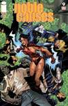 Noble Causes #9 Comic Books - Covers, Scans, Photos  in Noble Causes Comic Books - Covers, Scans, Gallery