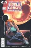 Noble Causes: Family Secrets #3 Comic Books - Covers, Scans, Photos  in Noble Causes: Family Secrets Comic Books - Covers, Scans, Gallery