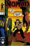 Nomad #3 Comic Books - Covers, Scans, Photos  in Nomad Comic Books - Covers, Scans, Gallery