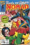 Nomad #10 comic books - cover scans photos Nomad #10 comic books - covers, picture gallery