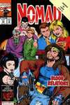 Nomad #14 comic books - cover scans photos Nomad #14 comic books - covers, picture gallery