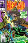 Nomad #16 Comic Books - Covers, Scans, Photos  in Nomad Comic Books - Covers, Scans, Gallery