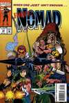 Nomad #18 comic books - cover scans photos Nomad #18 comic books - covers, picture gallery