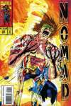 Nomad #25 comic books - cover scans photos Nomad #25 comic books - covers, picture gallery
