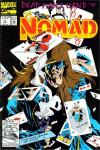 Nomad #4 comic books for sale