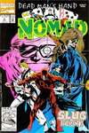 Nomad #6 Comic Books - Covers, Scans, Photos  in Nomad Comic Books - Covers, Scans, Gallery