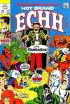 Not Brand Echh #12 comic books - cover scans photos Not Brand Echh #12 comic books - covers, picture gallery