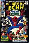 Not Brand Echh #2 comic books - cover scans photos Not Brand Echh #2 comic books - covers, picture gallery