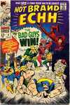 Not Brand Echh #4 comic books - cover scans photos Not Brand Echh #4 comic books - covers, picture gallery