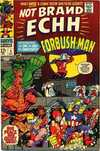 Not Brand Echh #5 comic books - cover scans photos Not Brand Echh #5 comic books - covers, picture gallery