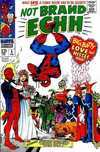 Not Brand Echh #6 comic books - cover scans photos Not Brand Echh #6 comic books - covers, picture gallery