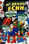 Not Brand Echh #7 comic books - cover scans photos Not Brand Echh #7 comic books - covers, picture gallery