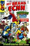Not Brand Echh #8 comic books - cover scans photos Not Brand Echh #8 comic books - covers, picture gallery