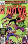 Nova #15 comic books - cover scans photos Nova #15 comic books - covers, picture gallery