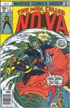 Nova #17 comic books - cover scans photos Nova #17 comic books - covers, picture gallery