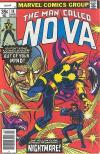 Nova #18 comic books - cover scans photos Nova #18 comic books - covers, picture gallery