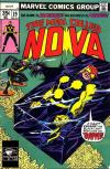 Nova #19 comic books - cover scans photos Nova #19 comic books - covers, picture gallery