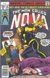 Nova #20 comic books - cover scans photos Nova #20 comic books - covers, picture gallery